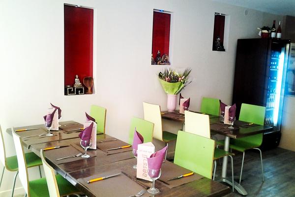 Cuisine tha landaise p zenas pr sentation de tha for Restaurant a pezenas